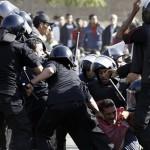 أزمة حقوق الإنسان في مصر  الحصاد المر لعشرة أشهر من الحكم العسكري