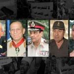 المرحلة الانتقالية بين المجلس العسكري والإسلاميين والليبراليين