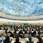 عام من الأمل عام من القمع  على المجتمع الدولي التخلي عن ازدواجية المعايير فيما يتعلق بحقوق الانسان بالمنطقة العربية