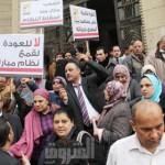 مشروع قانون لتأميم المجتمع المدني  ودمجه في الجهاز الإداري للدولة
