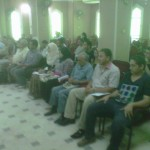 """Our Right in 100 Days"", in a Lecture in Beni-Suef Morsi to Rediscover His Powers and Release all Detainees"