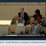 آيفكس- مجموعة مراقبة حالة حرية التعبير في تونس: ينبغي على تونس قبول جميع توصيات الأمم المتحدة المتعلقة بحرية التعبير