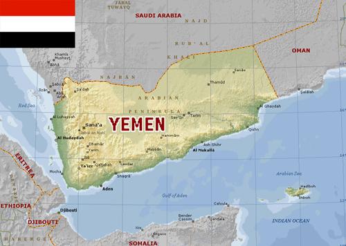 Yemen-Map-mini
