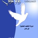 رواق عربي العدد 52 – حرية التنظيم المحتجزة في مصر