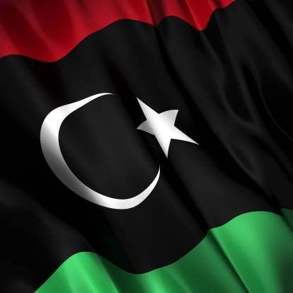 Lybia flag
