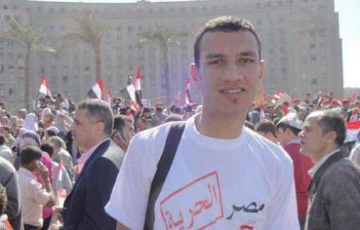 الصحفي محمد صبري