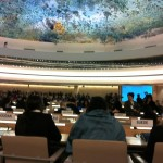The Cairo Institute for Human Rights Studies at the United Nations: Human Rights Crisis Worsens in Egypt; Gulf States Punish Rights Defenders for Cooperating with the United Nations