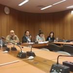 نشطاء حقوق الإنسان المصريون يعرضون حالة حقوق الإنسان في مصر أمام مجلس حقوق الإنسان بالأمم المتحدة