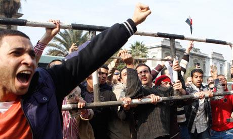 Photograph: Amr Abdallah Dalsh/Reuters