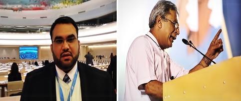 حسين عبد الله وعبد النبي العكري