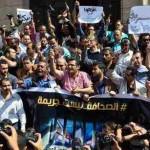 الداخلية المصرية تحتفل باليوم العالمي لحرية الصحافة باقتحام نقابة الصحفيين