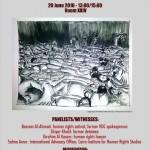 على مجلس حقوق الإنسان وضع حد لأزمة المعتقلين في سوريا