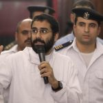 Egypt | Alaa Abdel Fattah imprisoned for five years under a colonial-era law repealed 89 years ago